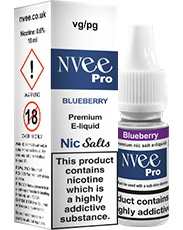 Buy Blueberry NVee Pro e-liquids